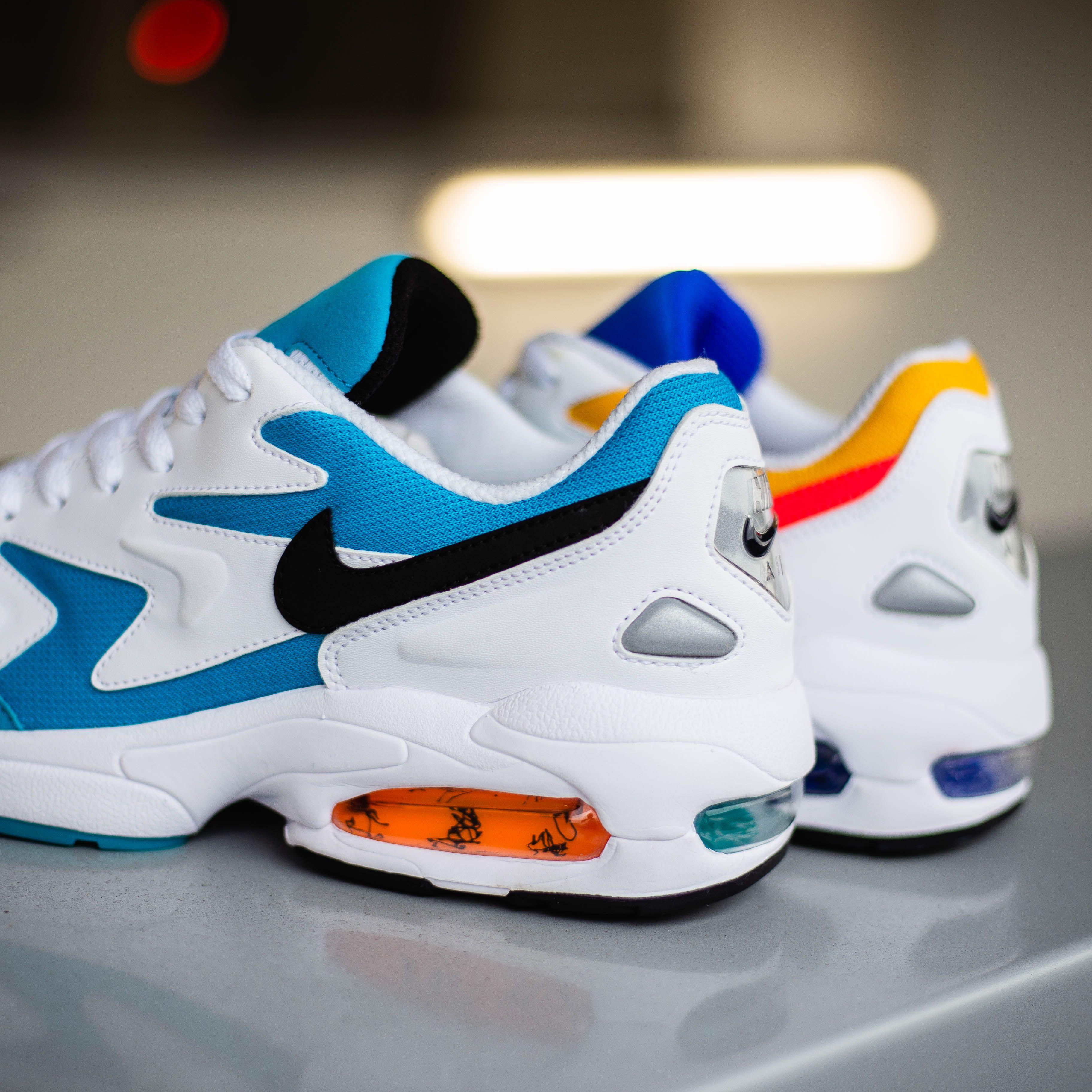 Blaue Nike Low Sneaker für Herren   Top Marken ✓ große