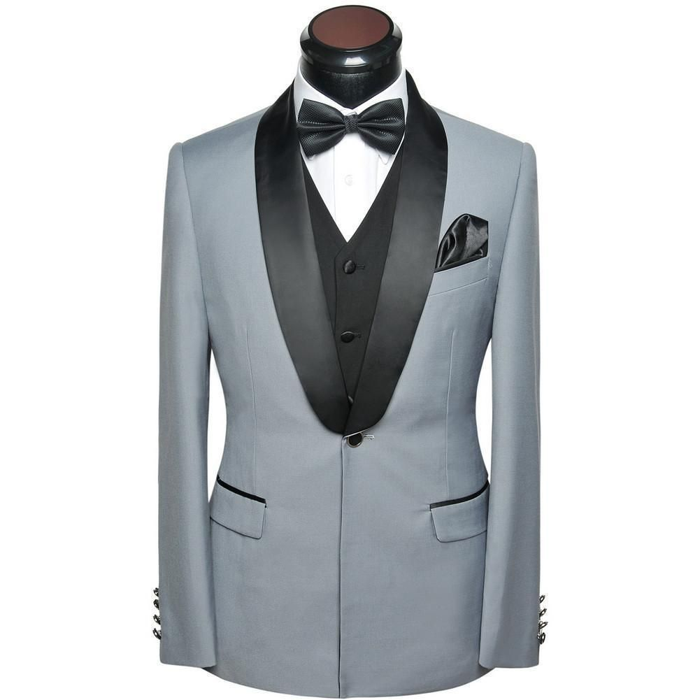 Buy Men Tuxedo, Men Suits, Men Wedding Suits, 5Pcs Suits For Men ...