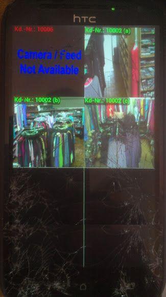 """angebliche MIKROPHONE auf dem Balkon  VideoÜberwachung auf dem Flur  (ohne Strom oder NETZwerkanbindung)  HIER IM BILD (Gewerblicher angemeldeter Kunde """"Fa. Marotex Düsseldorf"""" dortige komplette Sicherheitstechnische Installation wurden von mir in meiner [hier nicht genannt] Person installiert 5 Kameras mit DVD Recording !)"""