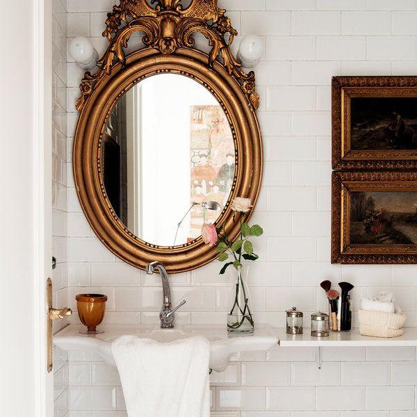 Baños Nuevo Estilo | Banos Pequenos Estilo Vintage Banos Pequenos Con Encanto Nuevo