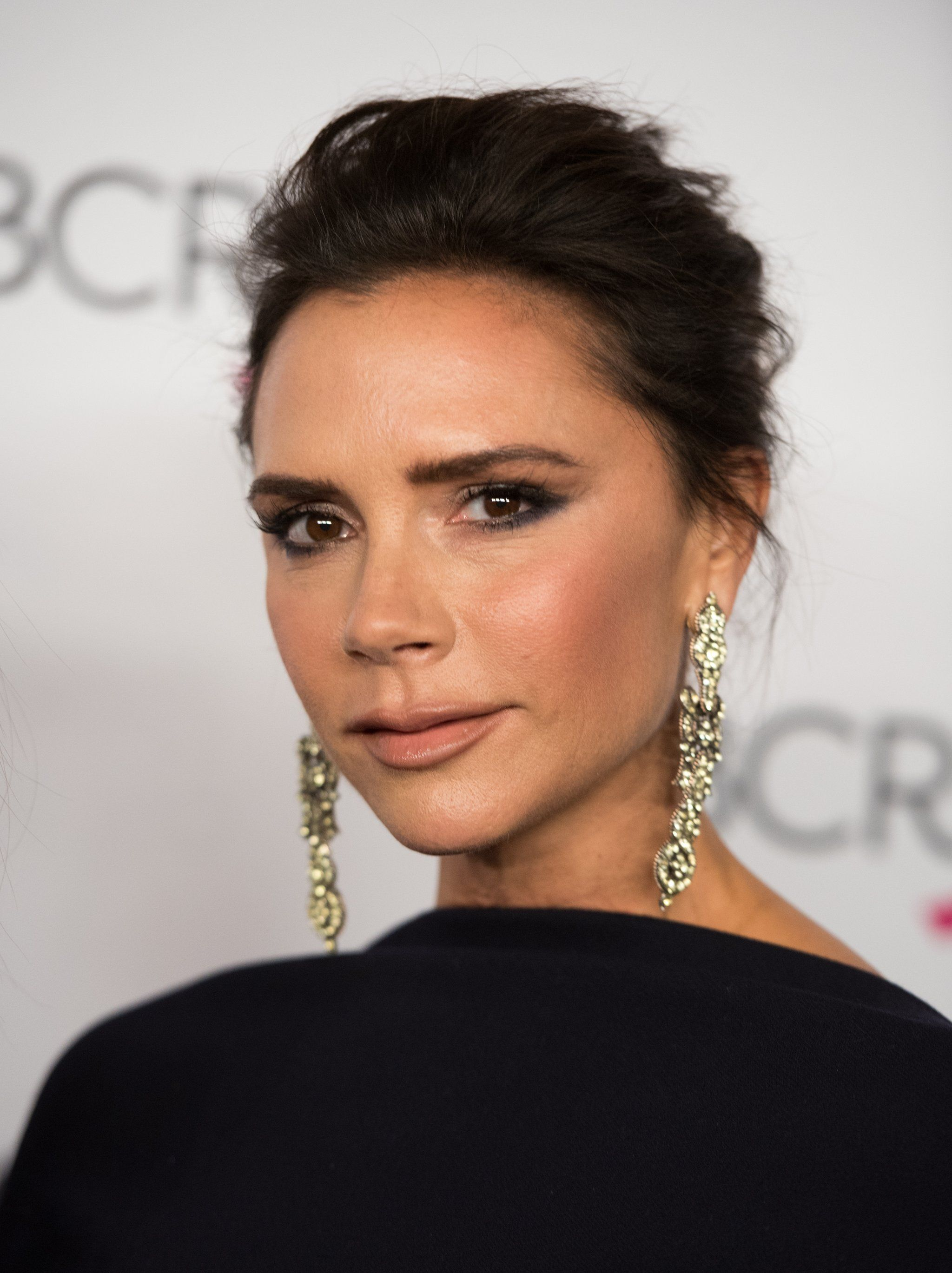 Victoria Beckham gave a makeup workshop (and a few more video tutorials from the stars themselves)