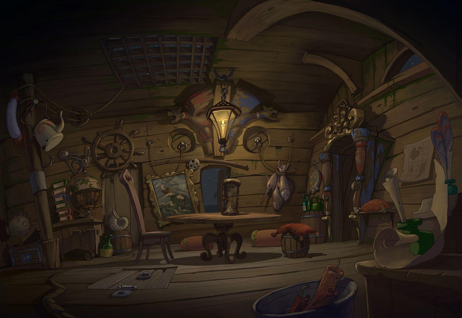 Artstation Animation Backgrounds Egor Afonin Animation Background Game Background Art Environment Concept Art