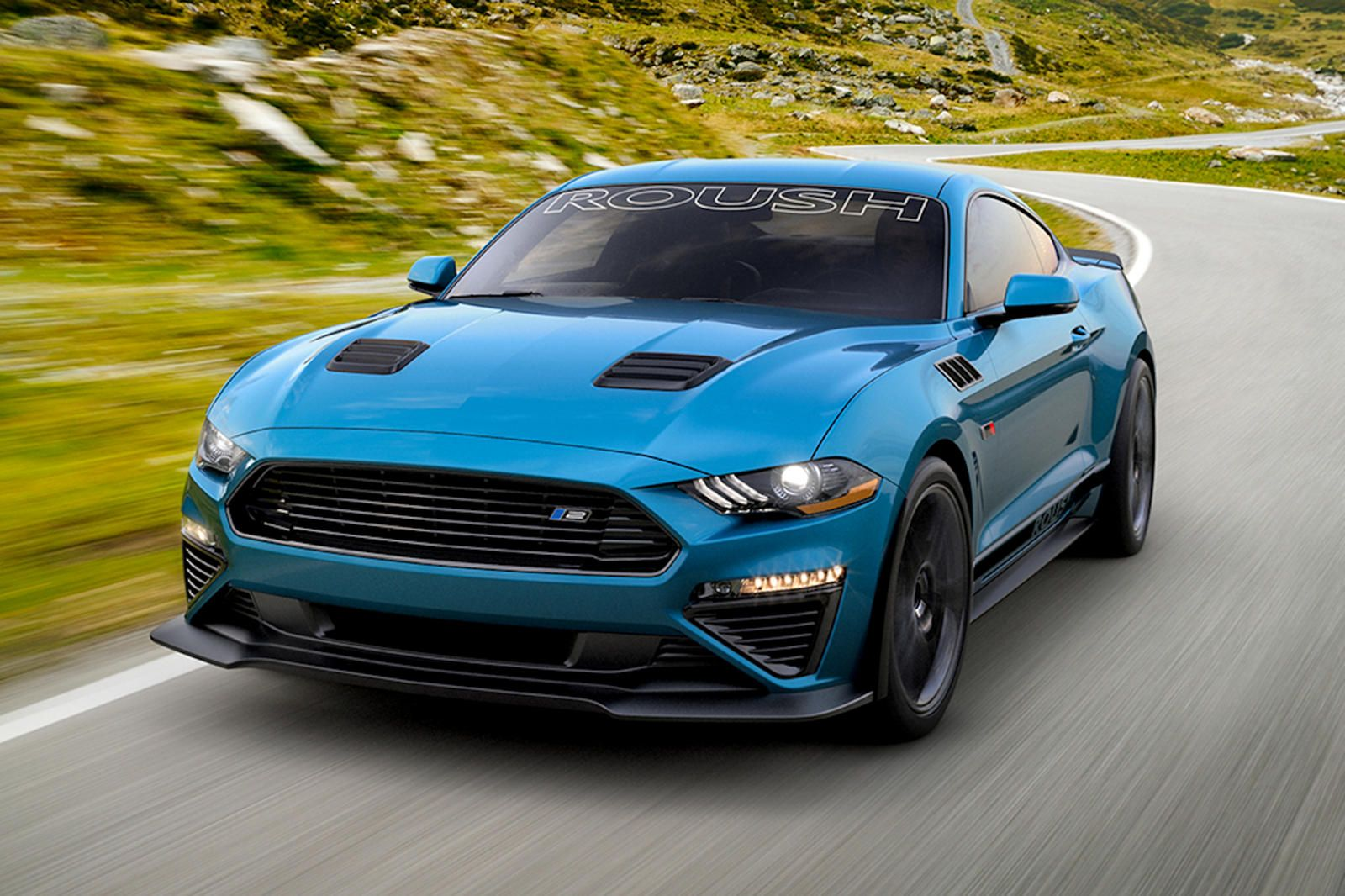 Say Hello To The 2020 Roush Stage 2 Mustang In 2020 Ford Mustang