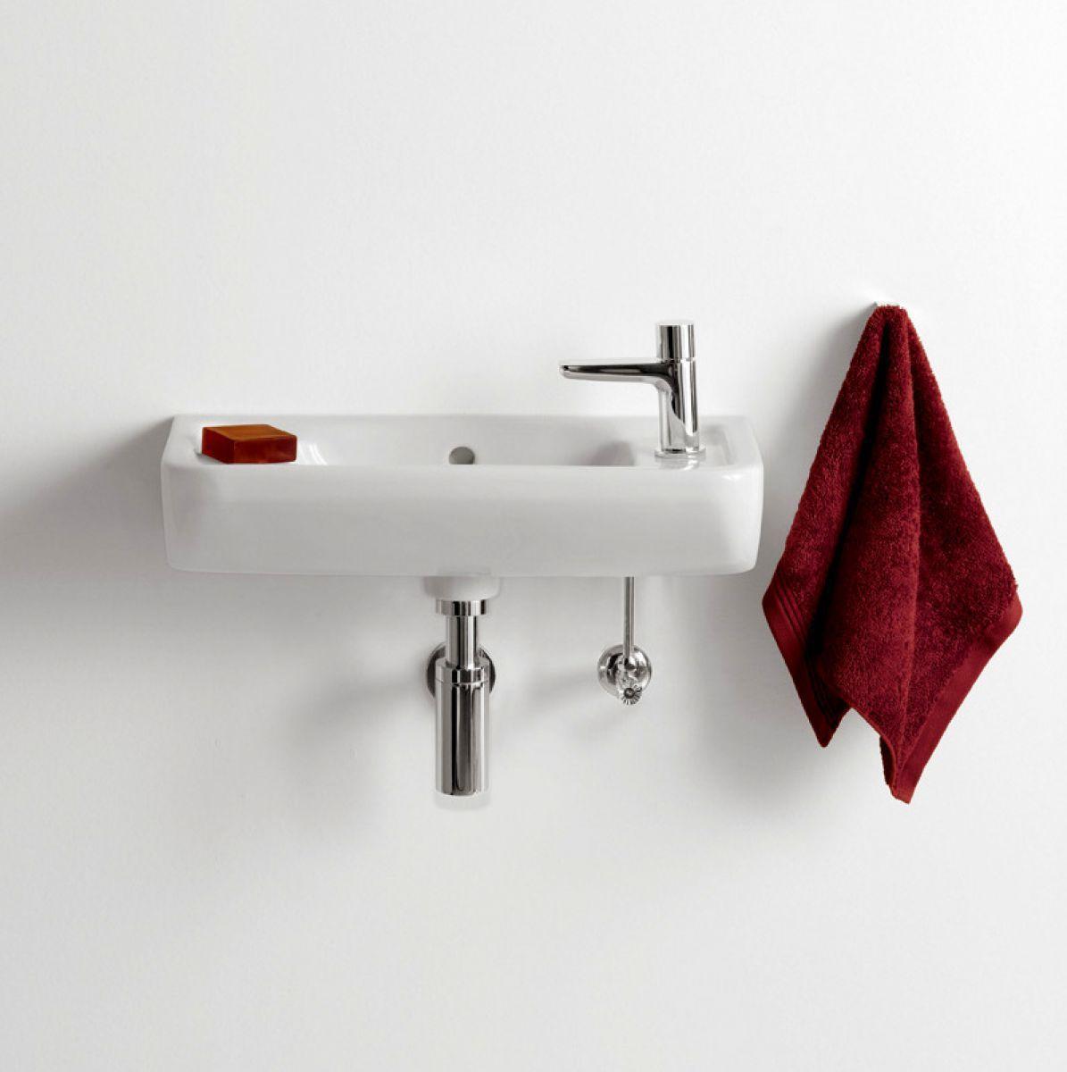 V & B Architectura Small Cloakroom Basin 5373 Cloakroom
