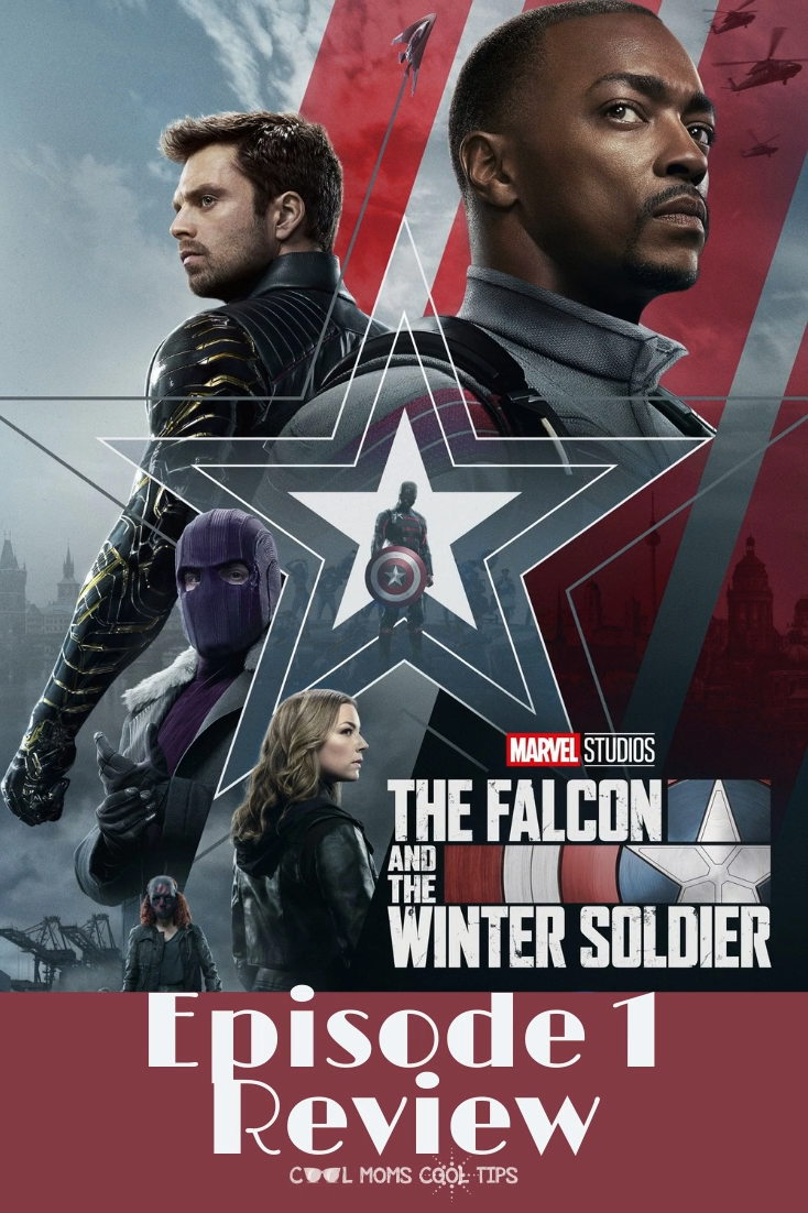 Is The Falcon And The Winter Soldier Kid Friendly Cool Moms Cool Tips Video Video In 2021 Winter Soldier Soldier Marvel Studios