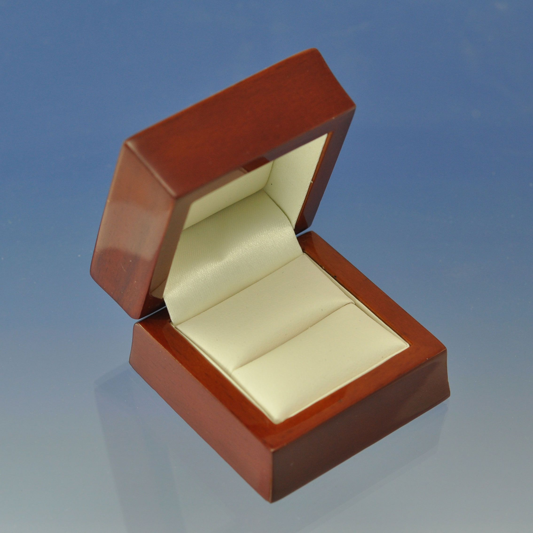 Luxury Wooden Ring Box Chris Parry UK Jewellery Designer Maker