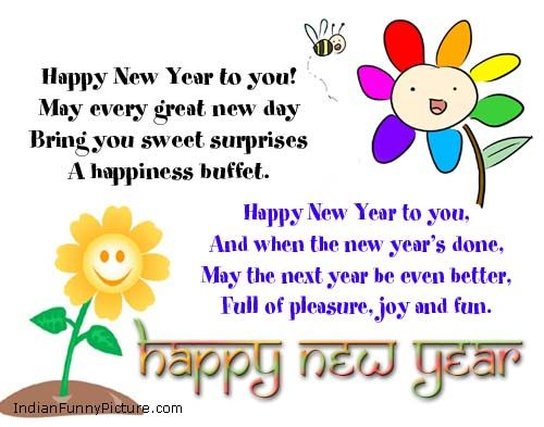 Happy New Year Poem In English Happy New Year Poem New