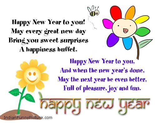 Happy New Year Poem in English | Inspirations | Pinterest | Poem