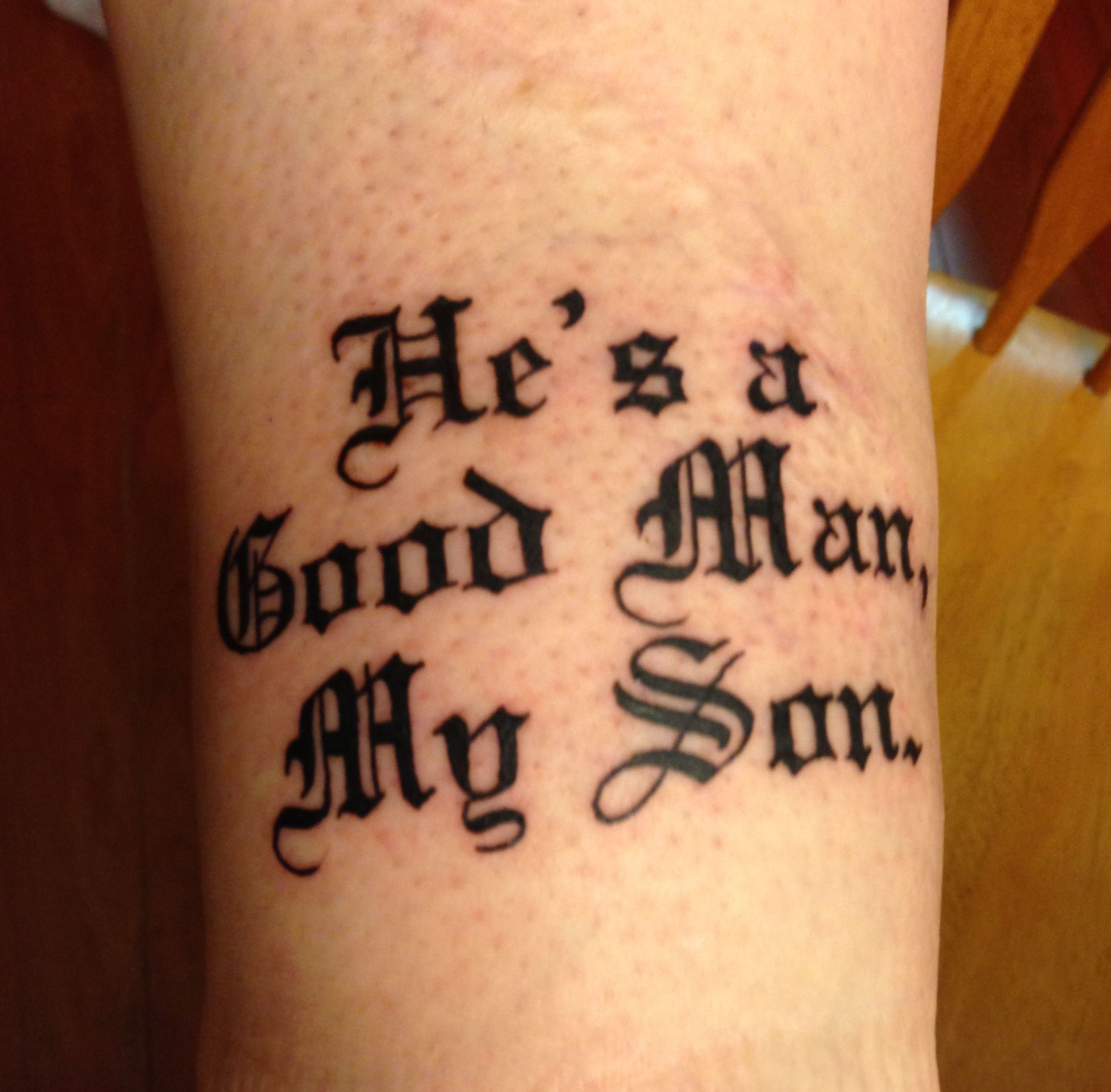 photo 23 Emotional Memorial Tattoos to Honor Loved Ones