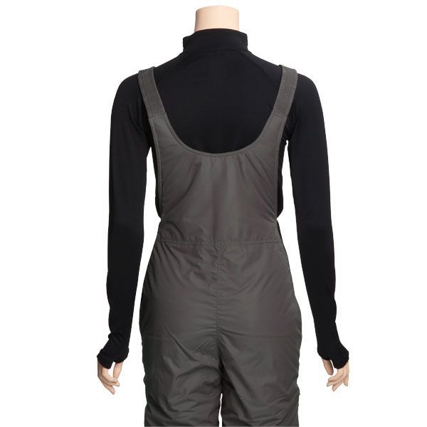 white sierra bib overalls waterproof insulated for on womens insulated bib overalls id=85929