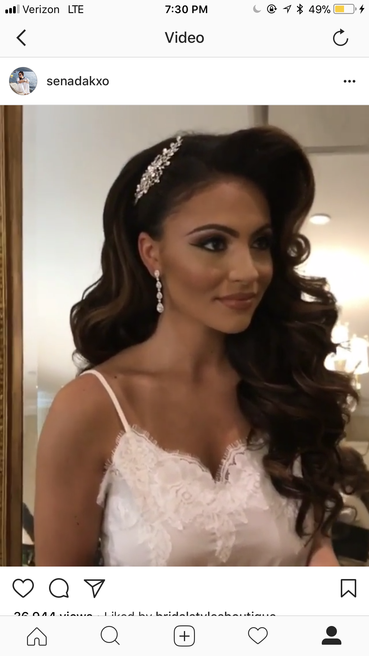 pin by michelle magadia on wedding in 2019 | wedding hairstyles
