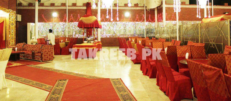 Shadi Qila Banquet