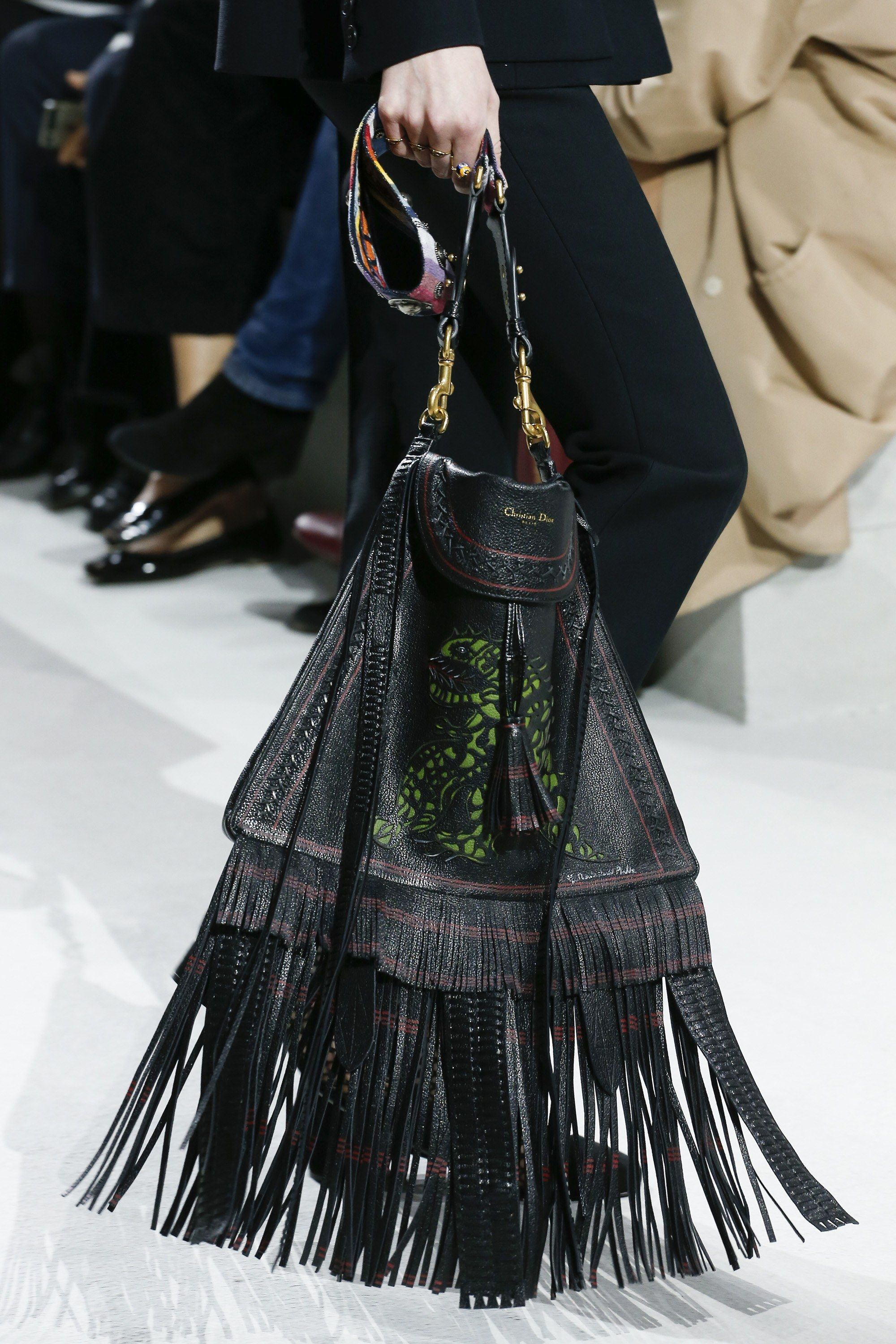 06f197486feb See detail photos for Christian Dior Spring 2018 Ready-to-Wear collection.