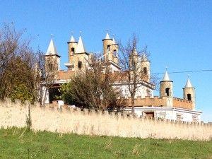 el castillo de la Concha de Artedo, Lamuño, Cudillero, Asturias, la casa del campo