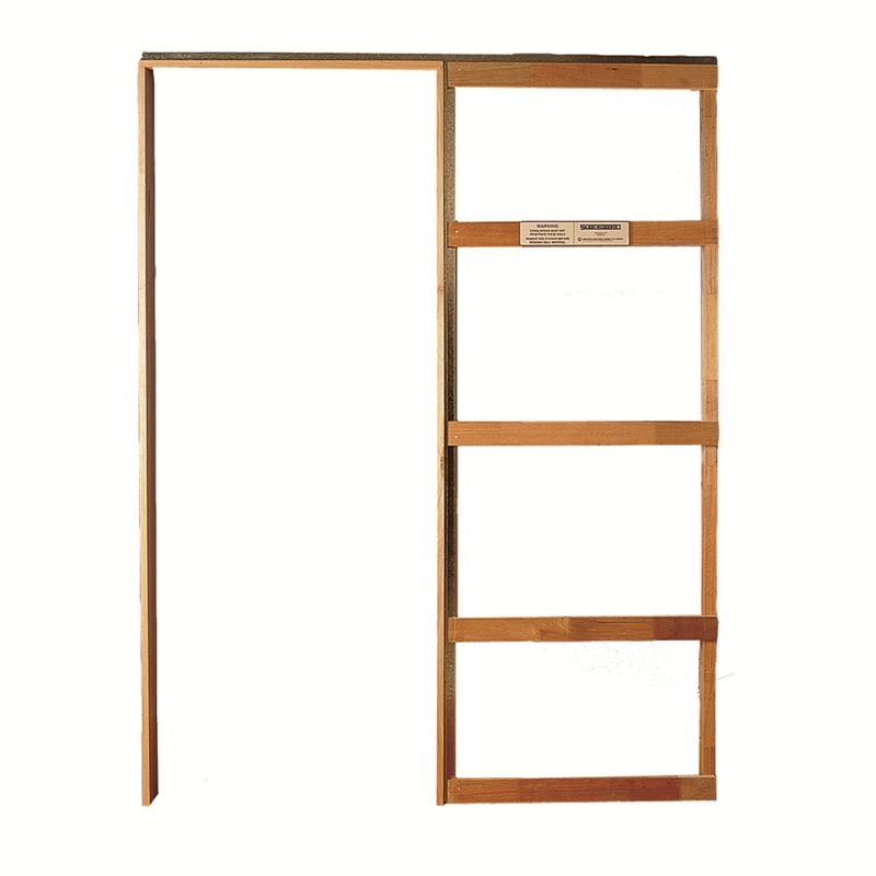 Corinthian Doors 2040 x 820 x 90mm Flush Pull Slimline Door Cavity ...