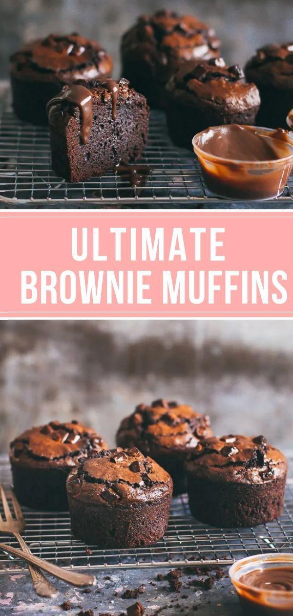 Ultimate Brownie Muffins – Pretty. Simple. Sweet.
