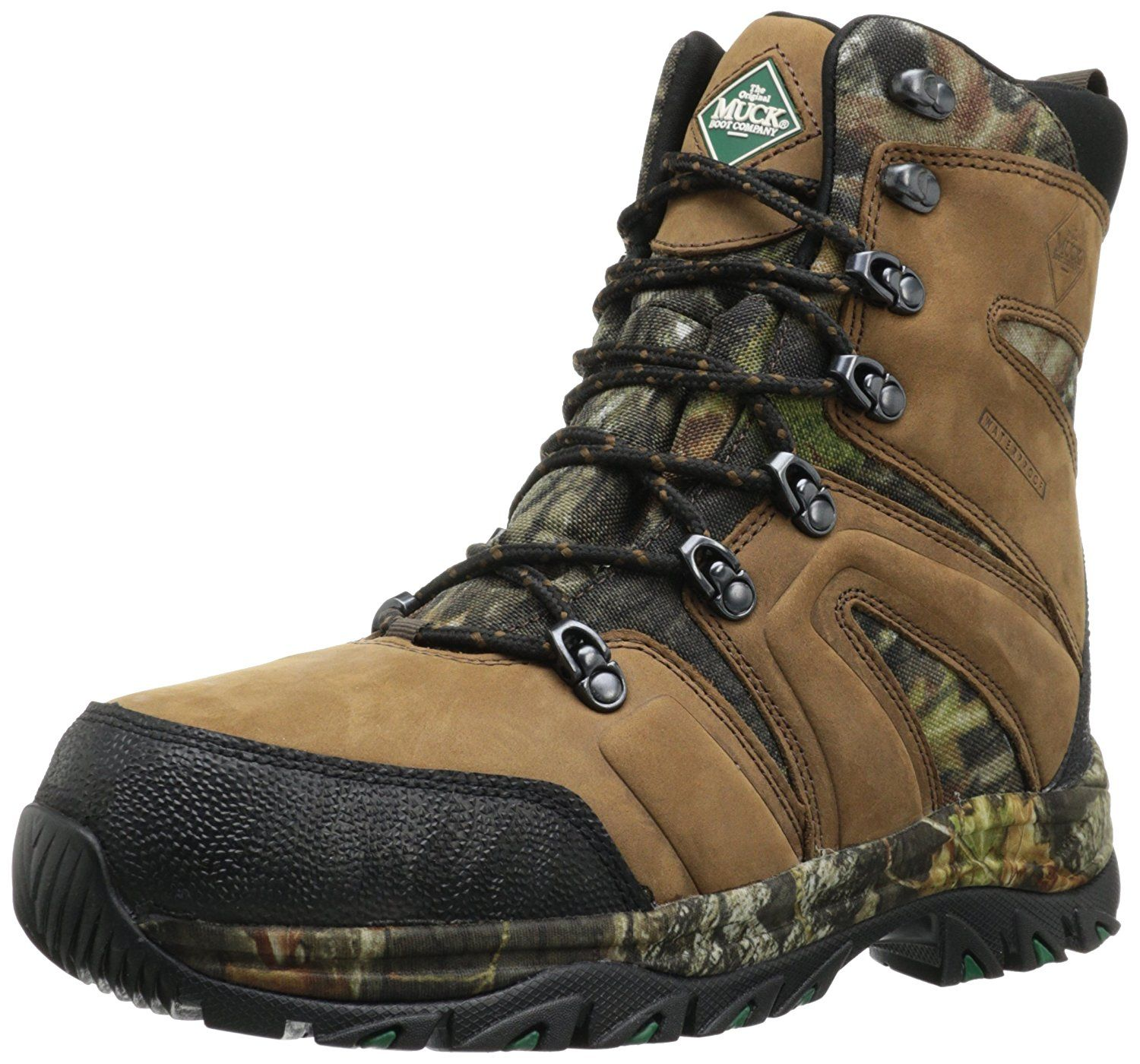 MuckBoots Men's Woodlands Extreme Hunting Boot ** Check