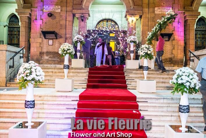 Red carpet church entrance wedding decoration weddings egypt red carpet church entrance wedding decoration weddings egypt junglespirit Images