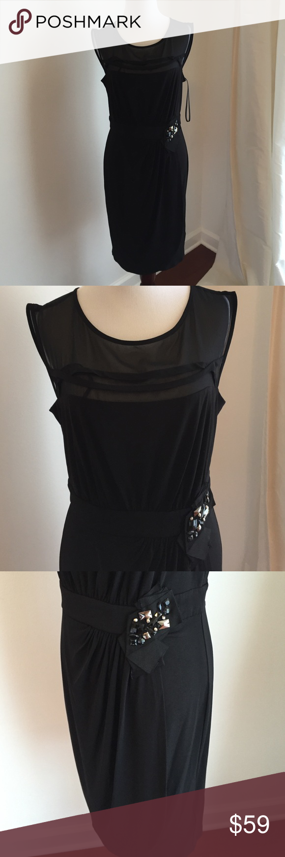 Akac Ecou Black Cocktail Dress Boutique | Pinterest