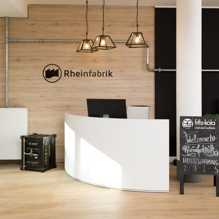 Rheinfabrik Offices – Düsseldorf