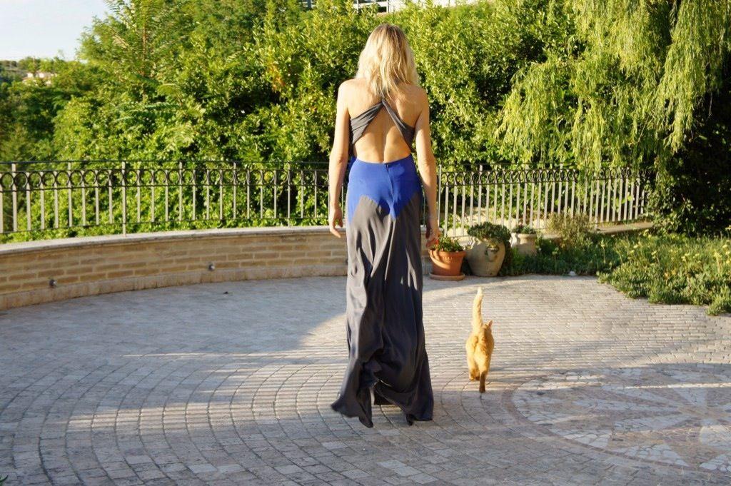 Long #dress #AngeloBratis