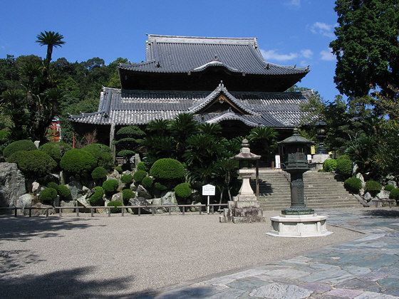 Kokawadera Temple Hondo