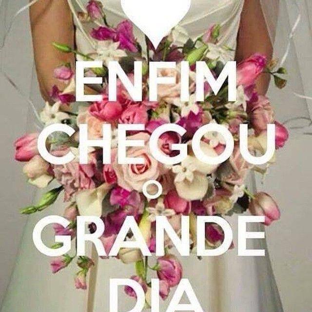 Hoje é o grande dia da noiva Caroline  #noivas #noivasemcuritiba #casandoemcuritiba #casamento #wedding