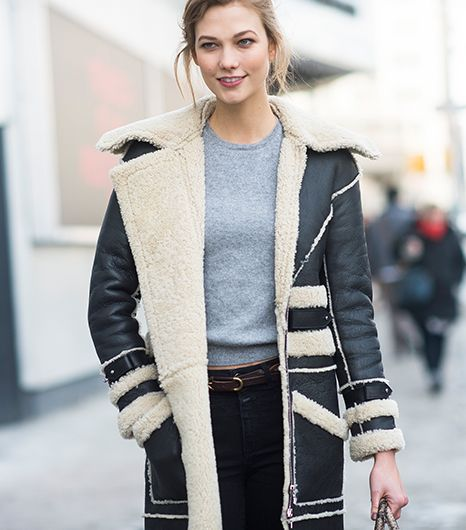@Who What Wear - The Latest Street Style Photos From New York Fashion Week