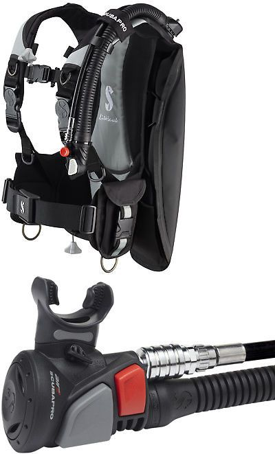 Buoyancy Compensators 16053: Scubapro Litehawk Bc With 5Th Generation Air2 -> BUY IT NOW ONLY: $560 on eBay!