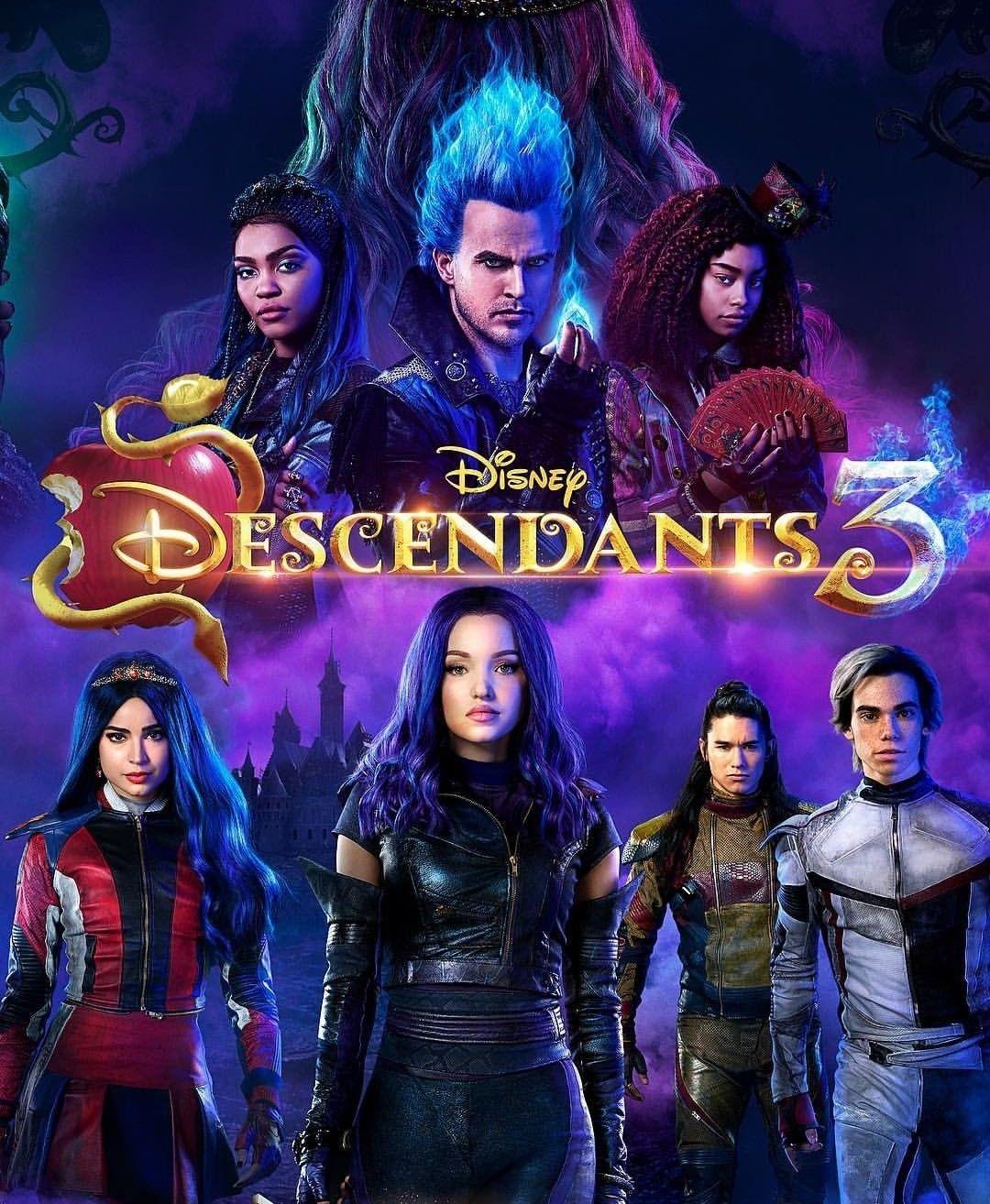 Descendants3 In 2020 Disney Decendants Disney Channel Descendants Disney Descendants 3