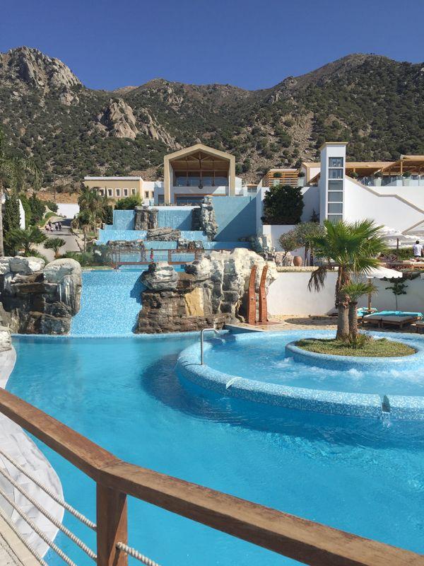 Kalimera, Kos! Unser Urlaub im Mitisis Blue Domes Resort & Spa #blue