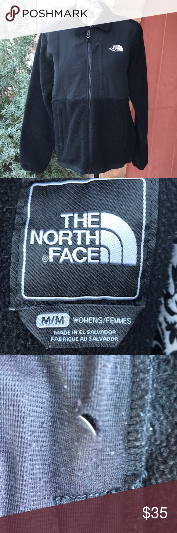 The North Face Denali Jacket Black North Face Jackets The North Face [ 1740 x 580 Pixel ]