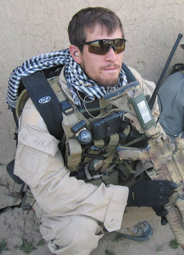 Danny Dietz before operation redwing Lone Survivor Navy seals