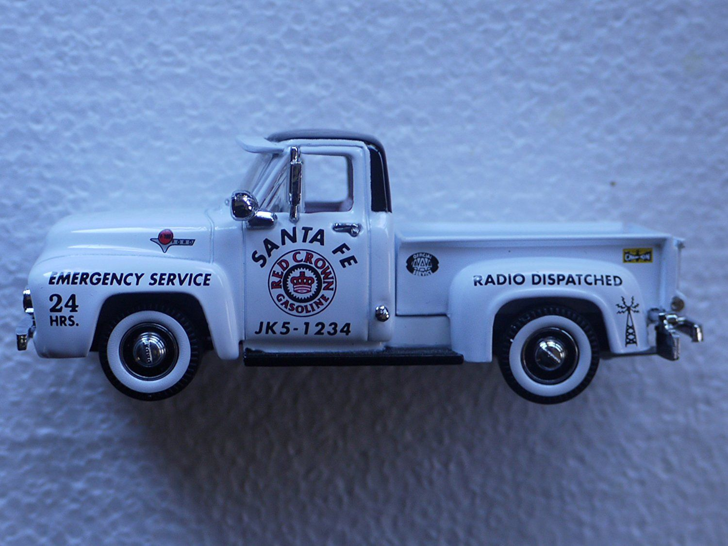Matchbox Collectibles Red Crown Emergency Service 1955