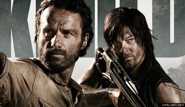 walking dead posters | The Walking Dead: Poster de la Cuarta ...
