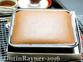 Resep Coffe Mocca Ogura Cake Super Soft Bouncy Moist Oleh Tintin Rayner Resep Resep Kue Mentega Kue Bolu Mentega