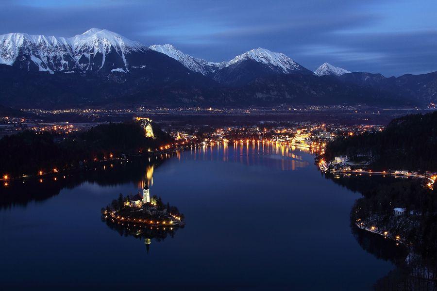 Pin Pa Lake Bled