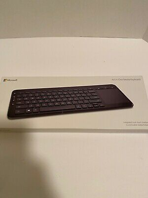 Details About Microsoft 1632 1496 Windows 10 All In One Media Wireless Keyboard In 2020 Keyboard Microsoft Windows 10