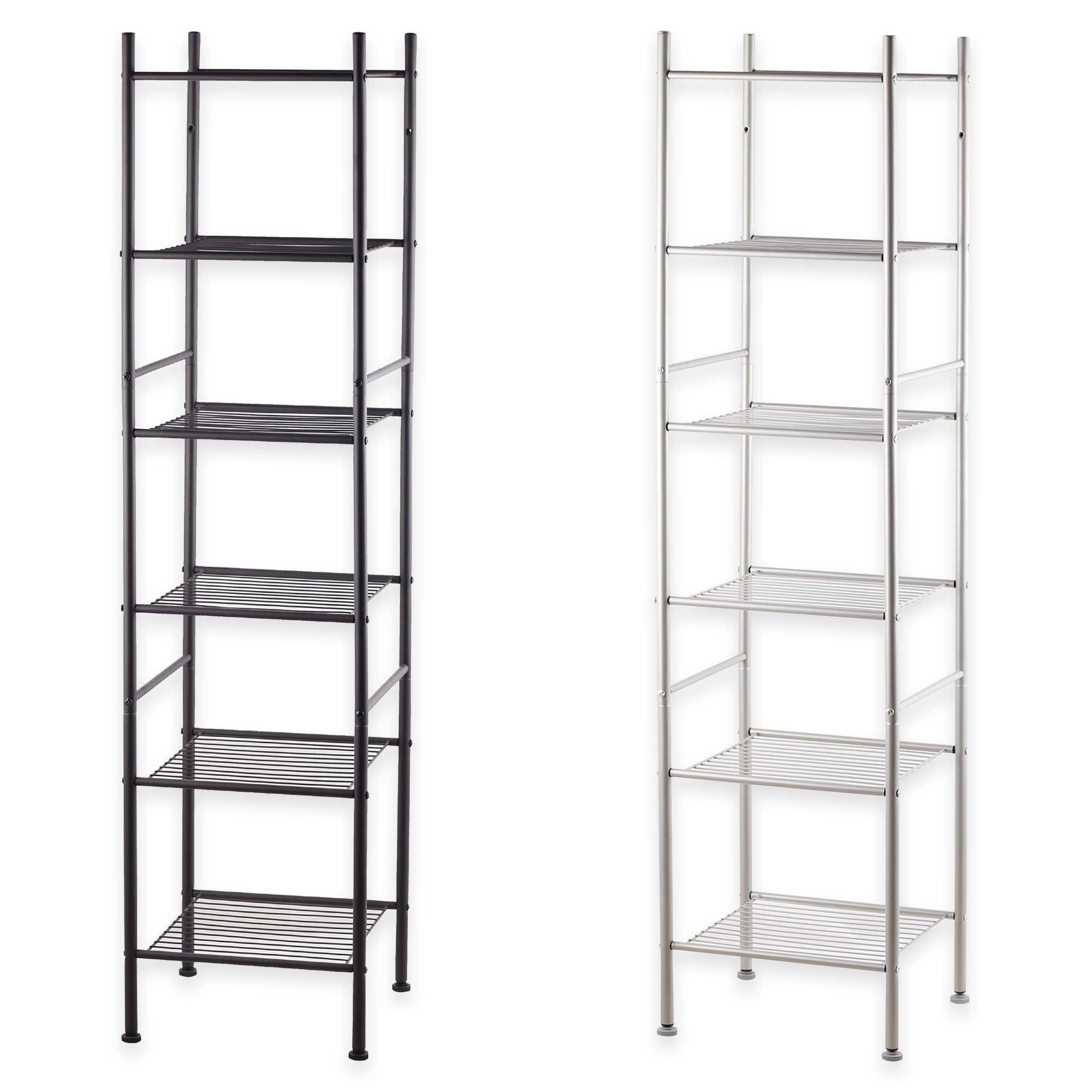 6-Tier Tower Rack Bath Shelf in Oil Rubbed Bronze | Products ...