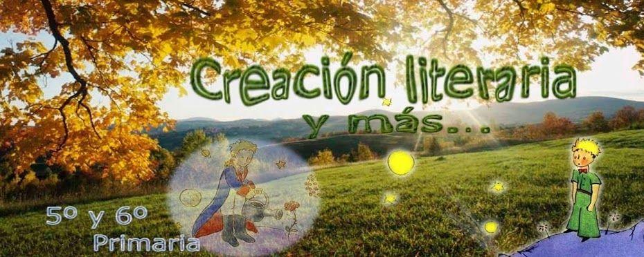 Blog de aula  Creación literaria y más