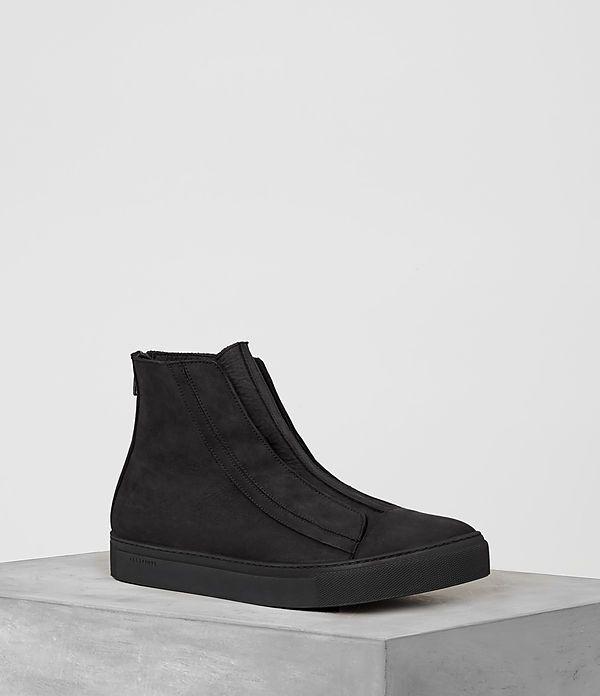 8506826c5be Men's Brace Hi-Top Sneaker (Black) - | Çizmeler | Shoe boots, Shoes ...