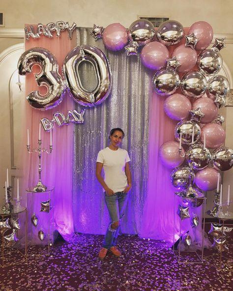 25th Birthday Celebration Diy Festa Infantil 30th Party