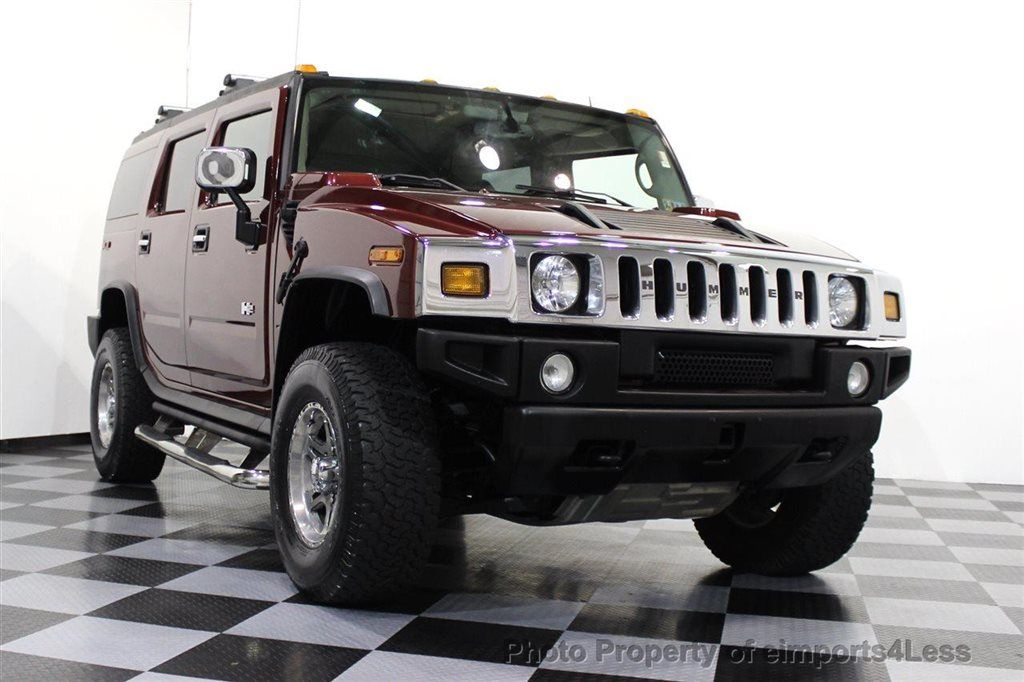 2004 HUMMER H2 H2 4WD 3RD ROW SEAT SUV 12775568 13 3