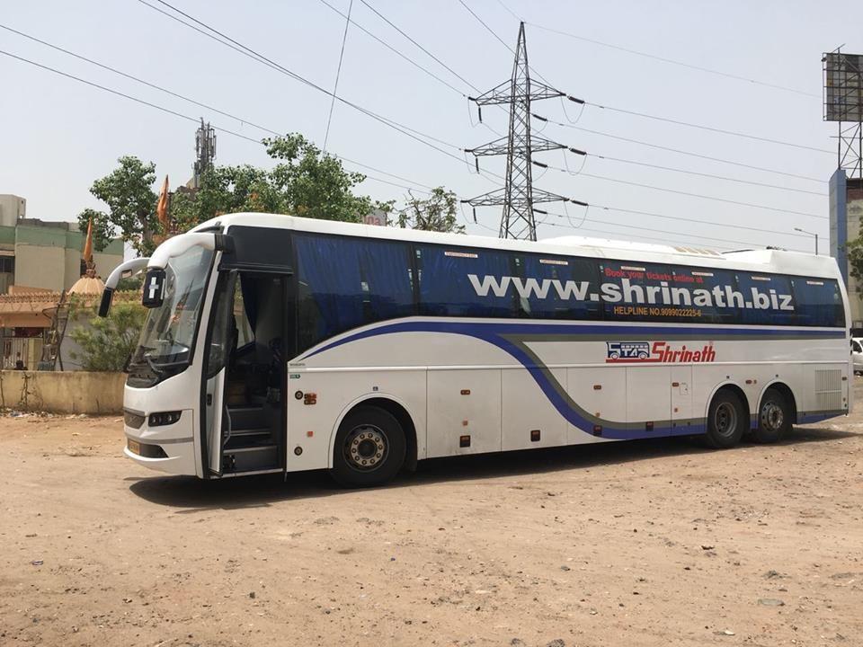 Brand New Volvo Multi Axle Sleeper Automatic B11r Bus Operating