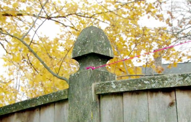 How To Replace A Rotted Fence Post Fence Post Old Houses Old Fences