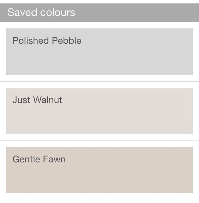 Love The Colours In This Kitchen Raspberry Paint Walnut: Dulux Gentle Fawn - Google Search