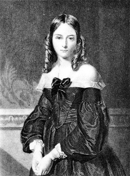 Fair Florence, engraved by John Henry Robinson (engraving) by John William Wright
