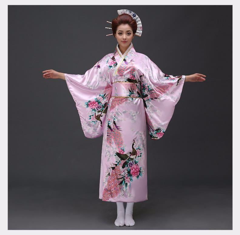 628b4cf47 Kimono Yukata With Obi Japanese Evening Dress   Memoirs of a geisha ...