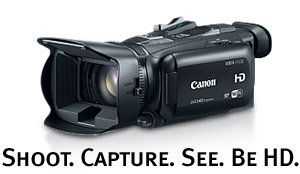 Canon VIXIA HF G30 HD Camcorder with HD CMOS Pro