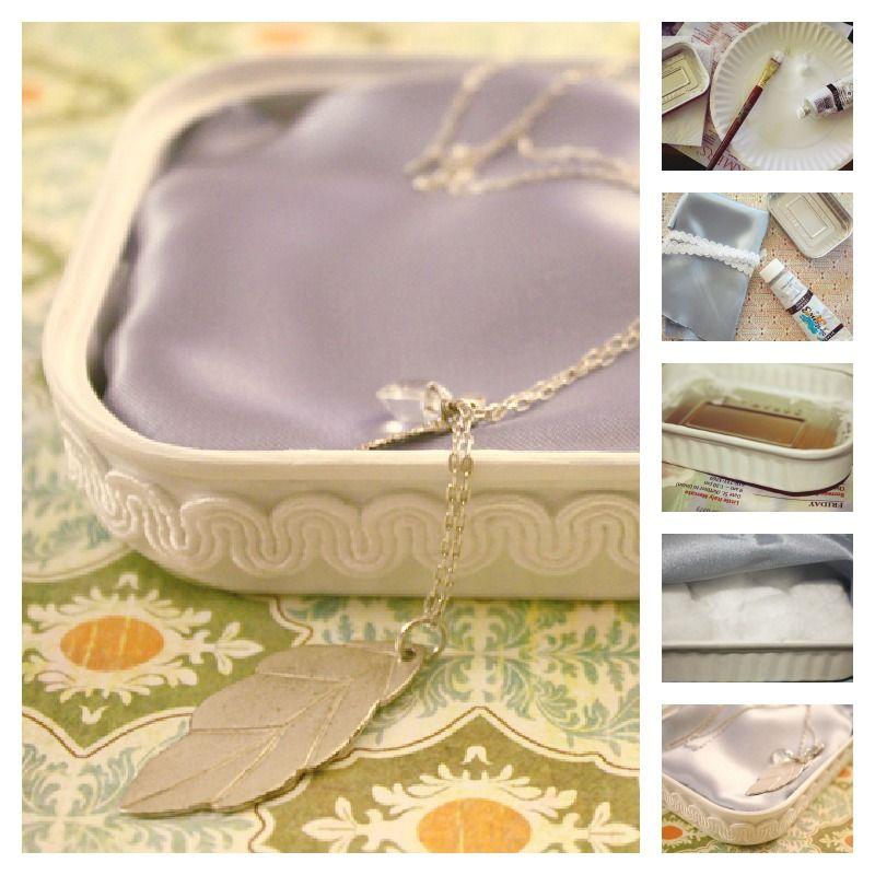Do It Yourself Jewelry: Diy Jewelry Box